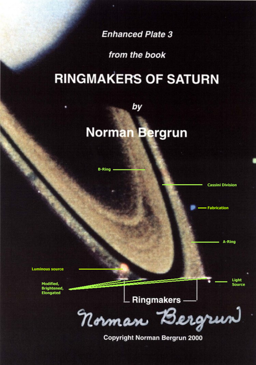 Ringmakers of Saturn - 🌿 An epic journey of new discovery